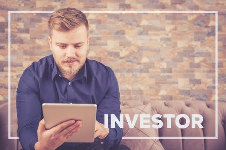 72655501 - investor concept